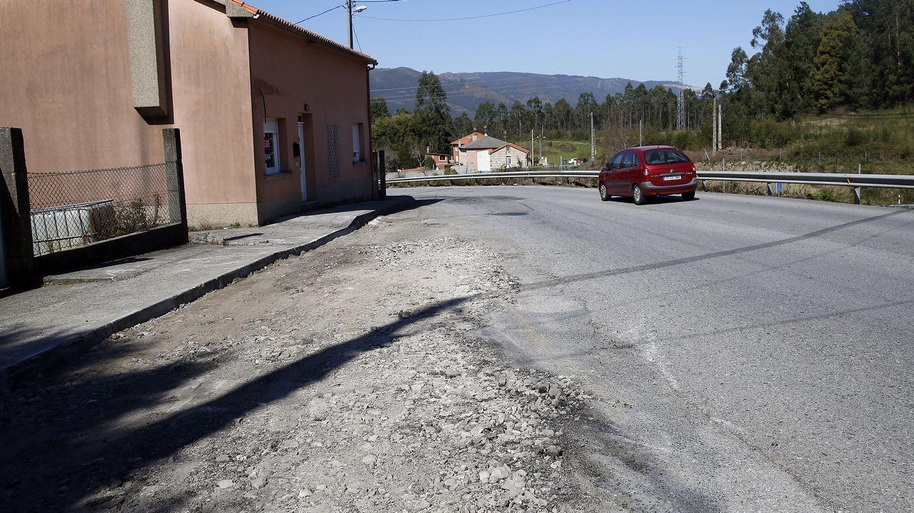 Así se vivió el partido en A Alta entre Puebla y Arteixo