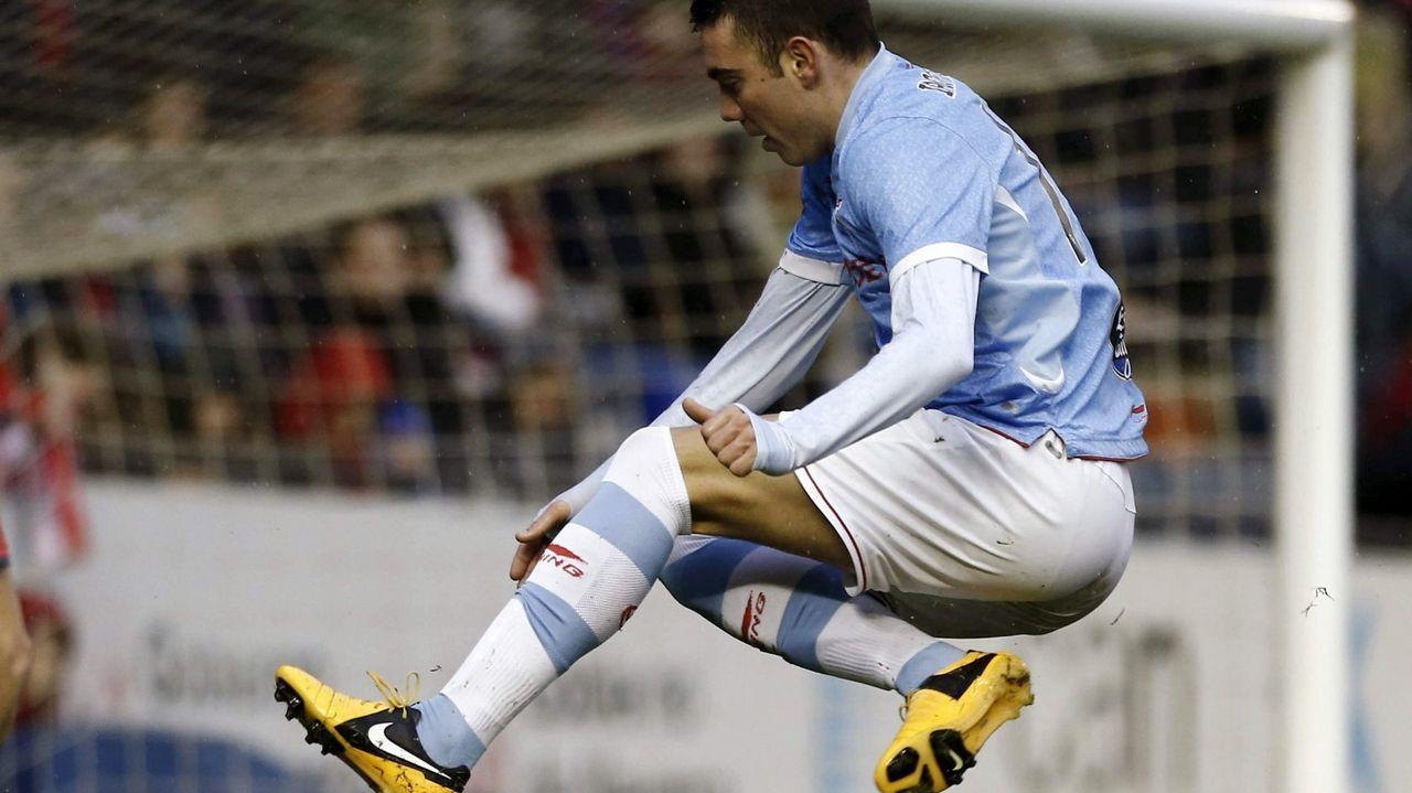141 - Osasuna-Celta (1-0) el 2 de febrero del 2013