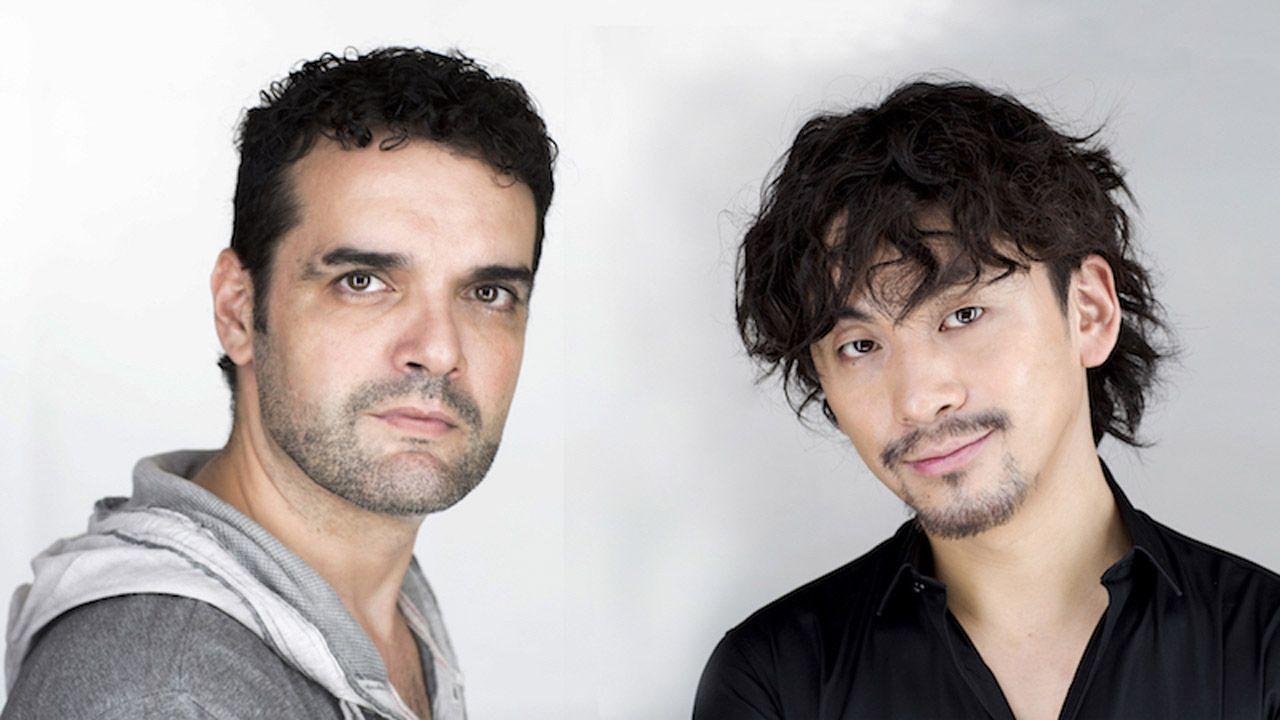 .Los directores Roberto F Canuto y Xiaoxi Xu.