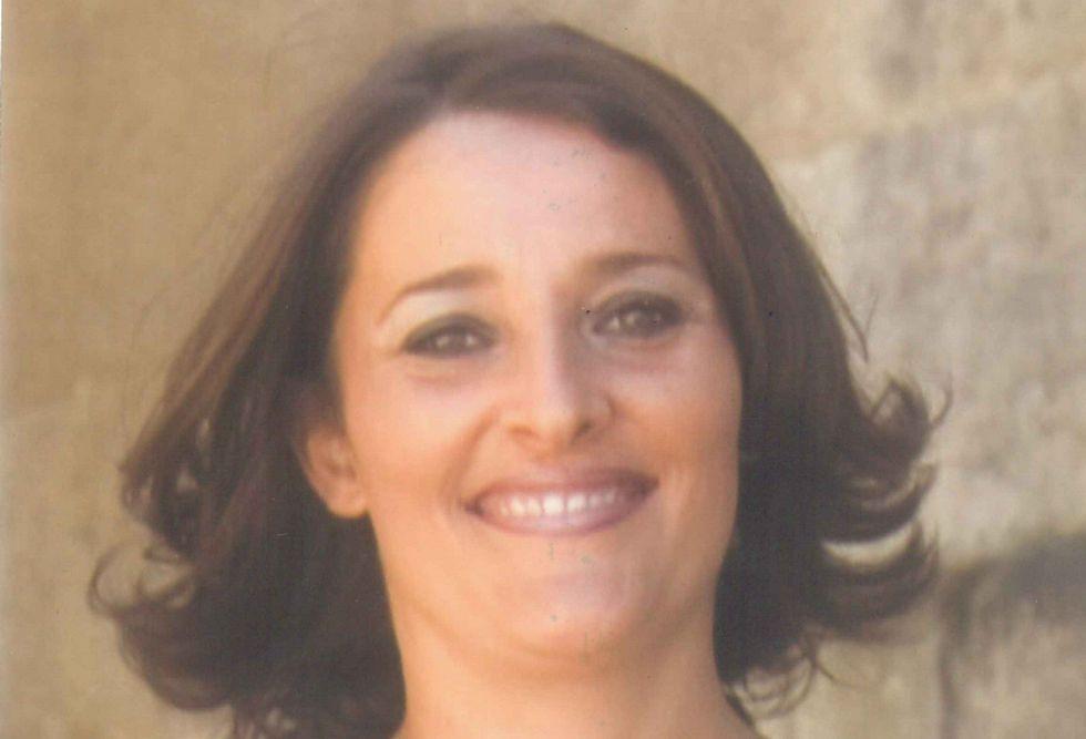 Sonia Iglesias, en una imagen tomada días antes del 18 de agosto del 2010, fecha de su desaparición.