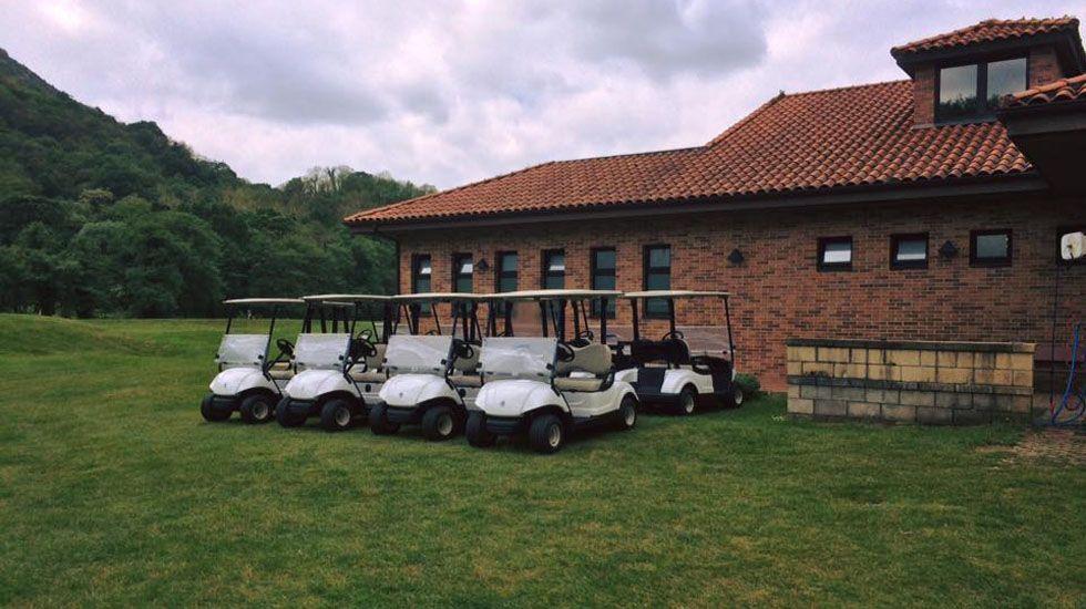 Las Caldas, Campo Municipal de Golf.Las Caldas, Campo Municipal de Golf