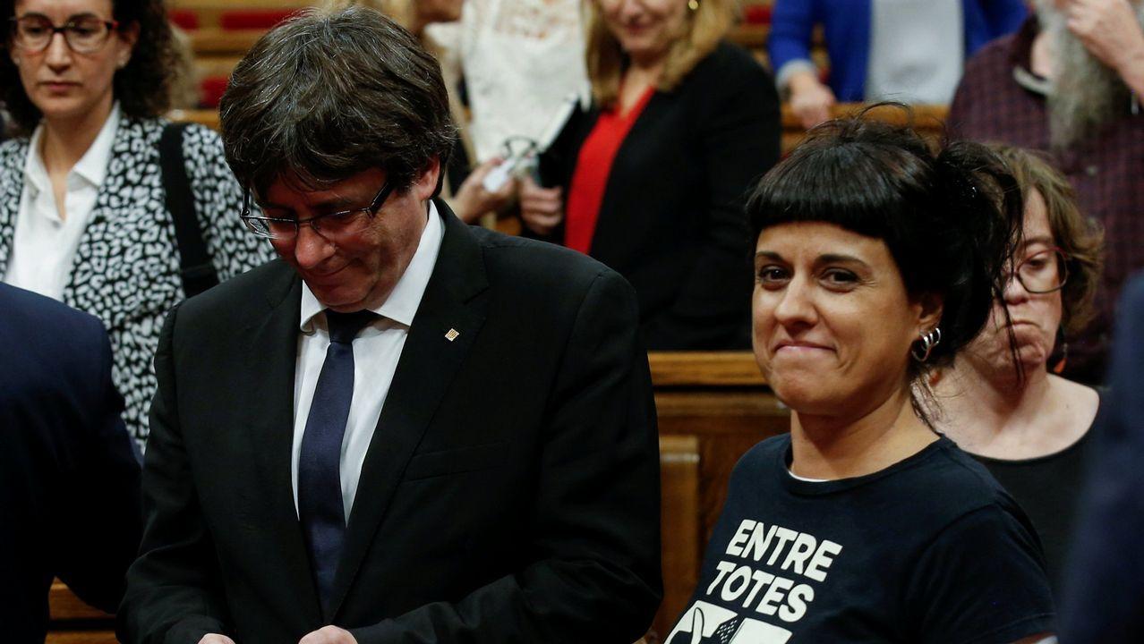 Rajoy convocará elecciones en Cataluña «lo más pronto posible»