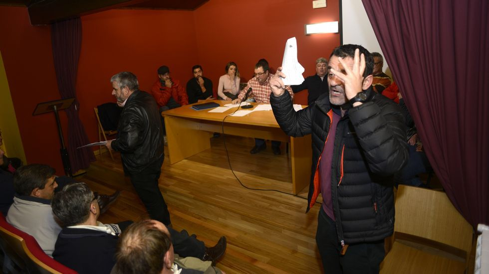 La semana pasada fue Agresal quien convocó una asamblea ciudadana para hablar de la ruptura del gobierno