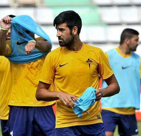 Diego Maceira es una de las novedades en el equipo.