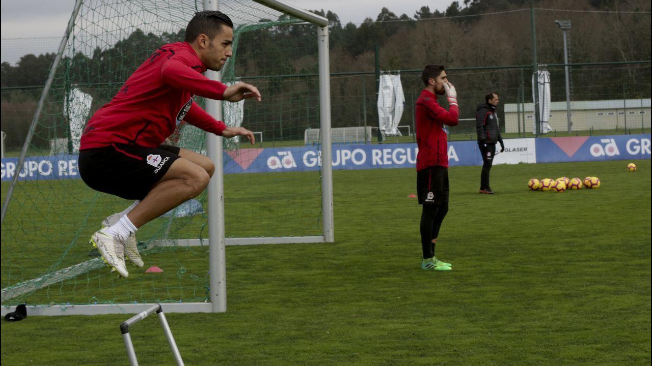Joselu Real Oviedo Lugo Carlos Tartiere.David Simón ha reconocido su mal partido contra el Alcorcón