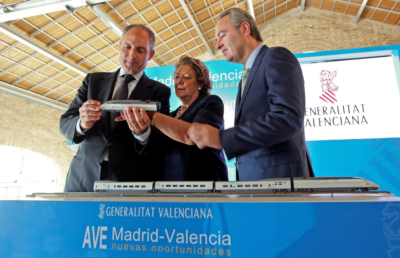 Valencia conoció un desarrollo extraordinario durante su mandato gracias a la llegada del AVE, la ampliación del puerto, de la red de metro, la construcción de la Ciudad de las Artes y las Ciencias o la celebración de la Copa América de Vela.