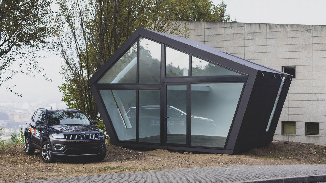 Arquitectura con alma industrial