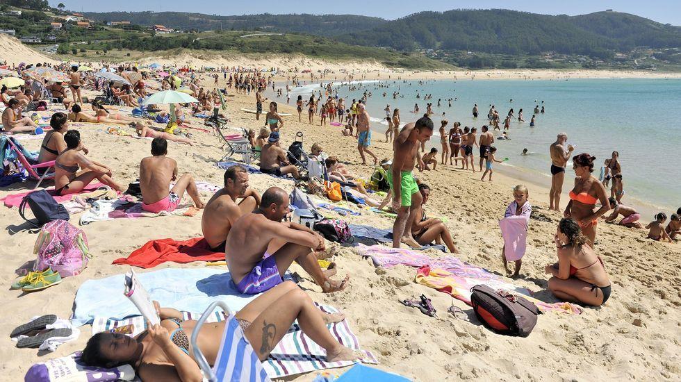Ferrol. Playa de Doniños