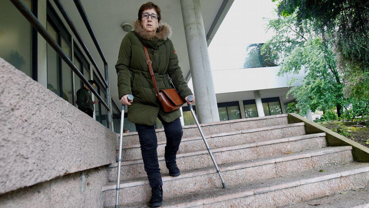 «A golpe de quejas adelantan pruebas y citas, pero el dolor es insoportable».Carmen Montón, hasta ahora consellera valenciana de Sanidad, será la nueva ministra de Sanidad, Consumo y Bienestar Social