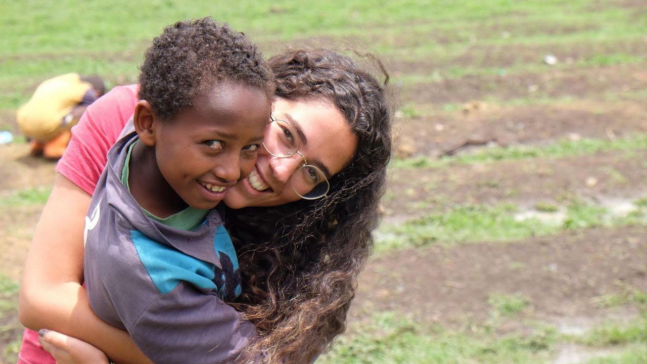 Teodora Vásquez está libre tras once años en prisión por un aborto.El secretario general de Oxfam, José María Vera, apesadumbrado, en el momento en el que comunicó que en la filial de España también tenían constancia de abusos