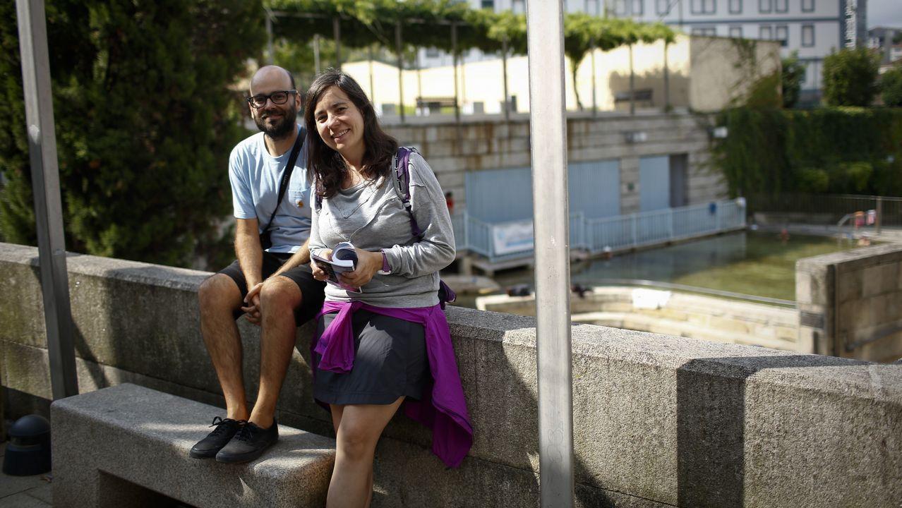 Así ven Ourense los turistas