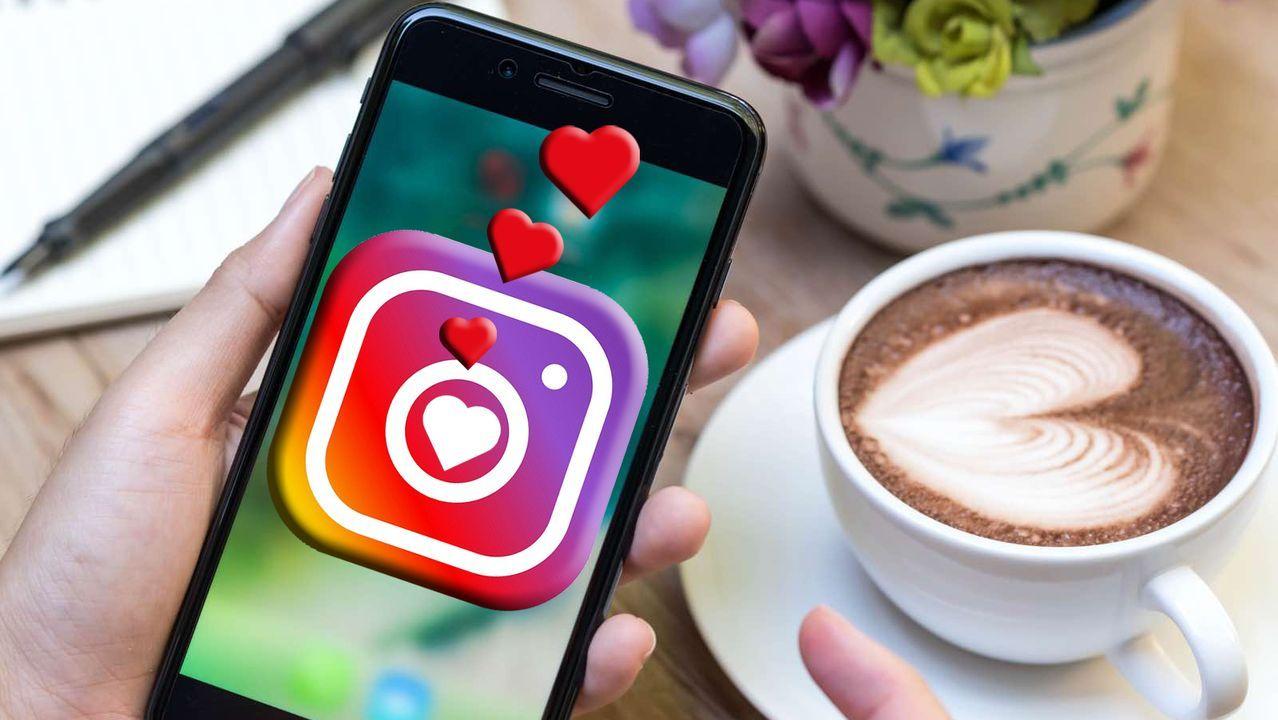 Beatriz Rico posando en Instagram