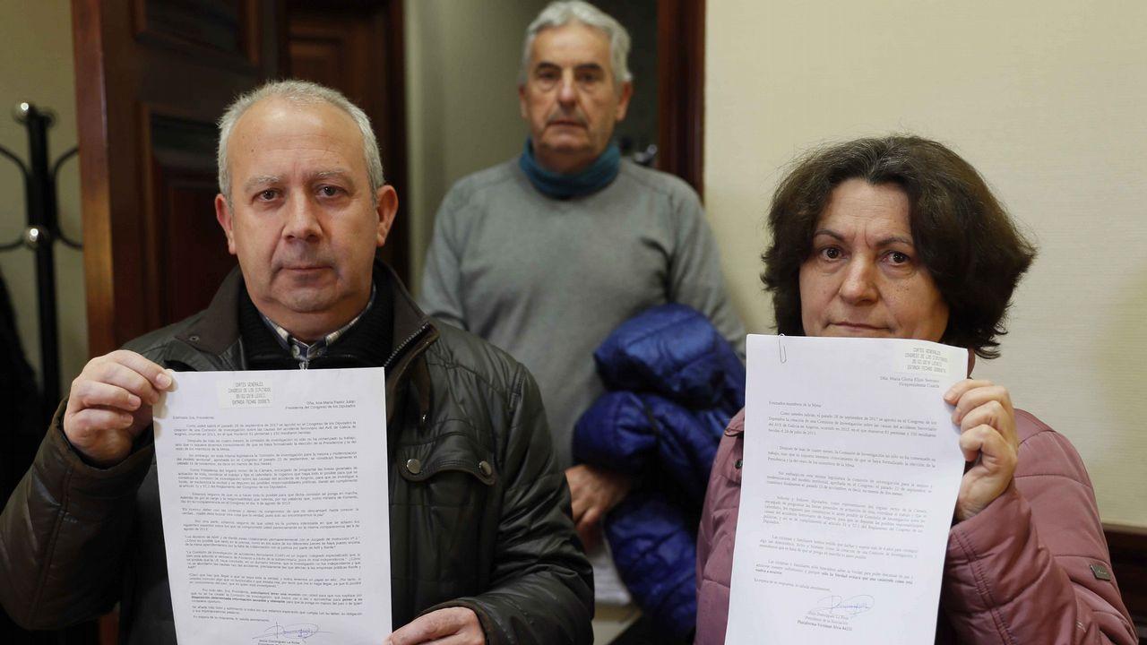 El abogado de las víctimas, Manuel Alonso Ferrezuelo