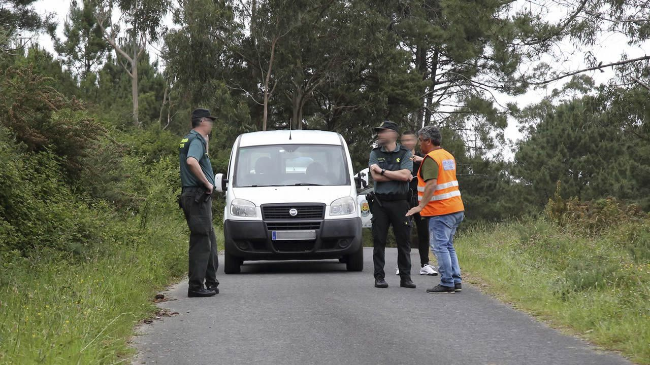 Detenido en Muxía el sospechoso de haber acuchillado a su exnovia en Vimianzo