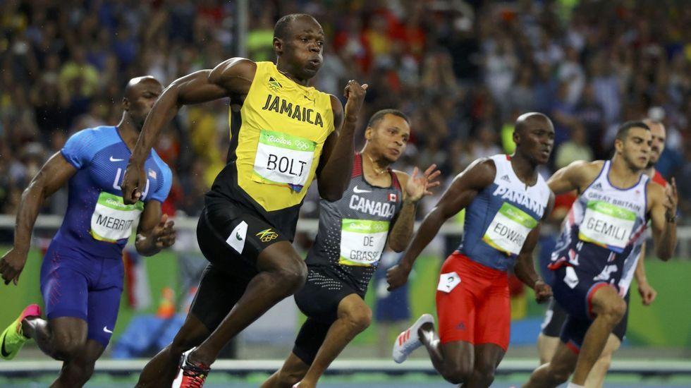 El jamaicano Usain Bolt logró 9 medallas de oro en los Juegos de Río que apuntan a la despedida perfecta para el atleta