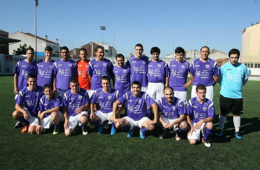 El Río Sil mantiene a la mayoría de los futbolistas de la pasada temporada para comenzar el campeonato