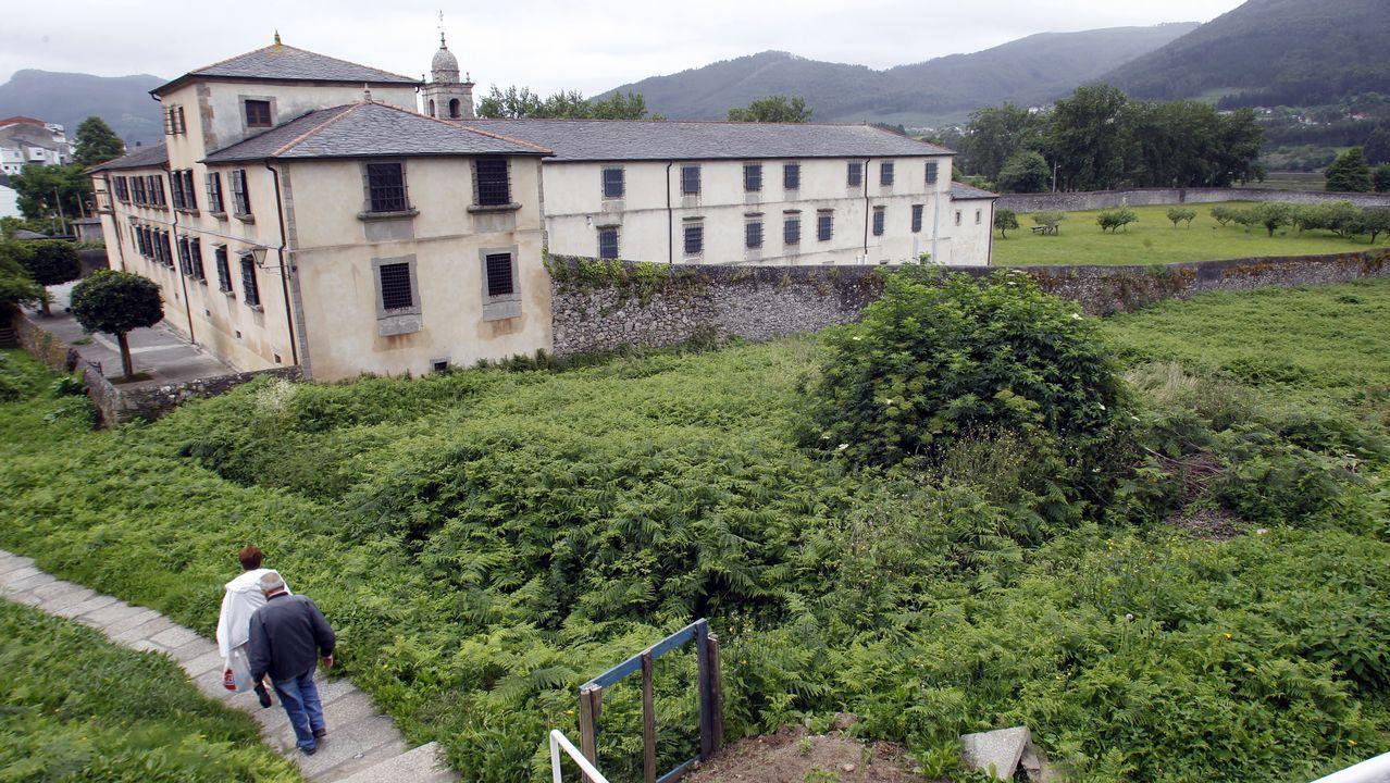 ¿Qué pasó en el convento de Valdeflores?.El cementerio de Pola de Siero