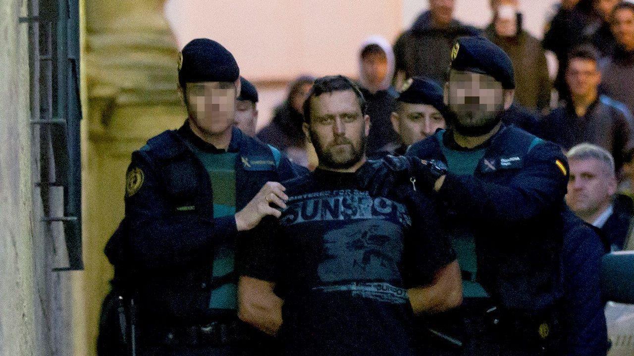 El presunto asesino del triple asesinato de Teruel pasa a disposición judicial
