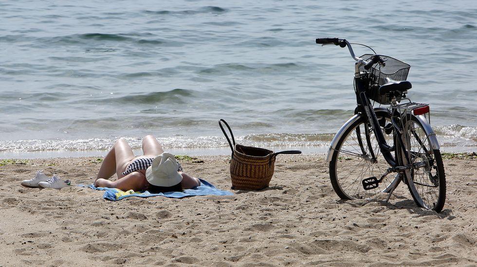 Días de playa en Galicia