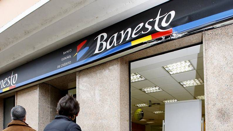 Oficina de Banesto en Cerceda (A Coruña)