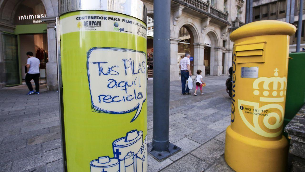 .Contendor de pilas en Santo Domingo