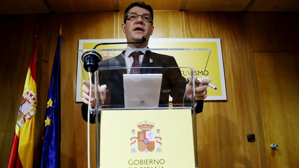 Rajoy, sobre la subida de la luz: «No todo en esta vida es culpa del Gobierno».Imagen de archivo del Tribunal Supremo