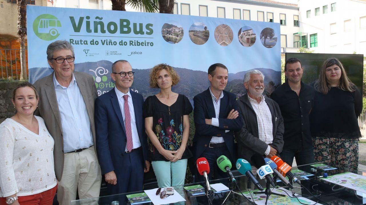 ¿Qué tienen en común Ourense y el Valle de la Muerte?.Asunción Rodríguez, de la bodega Crego e Monaguillo