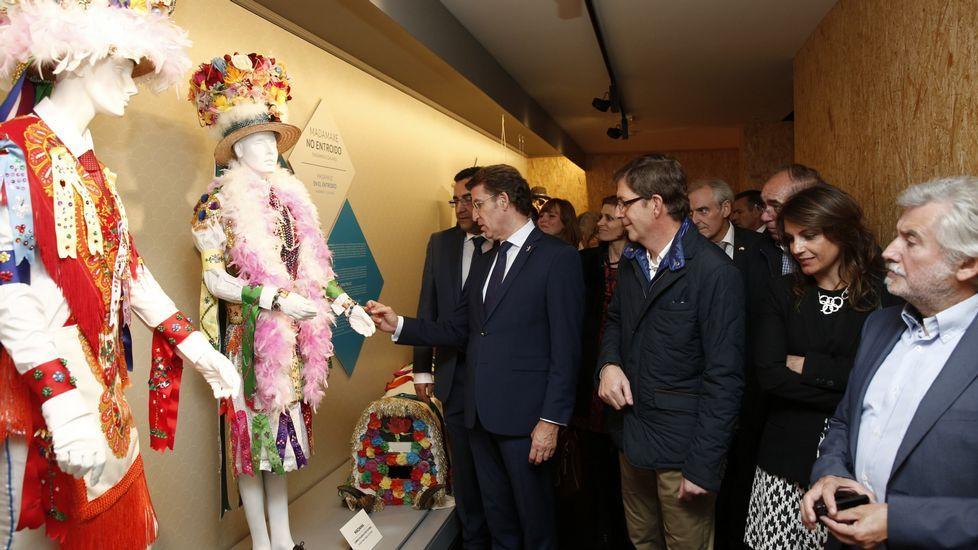 El Museo do Entroido fue inaugurado en 2015