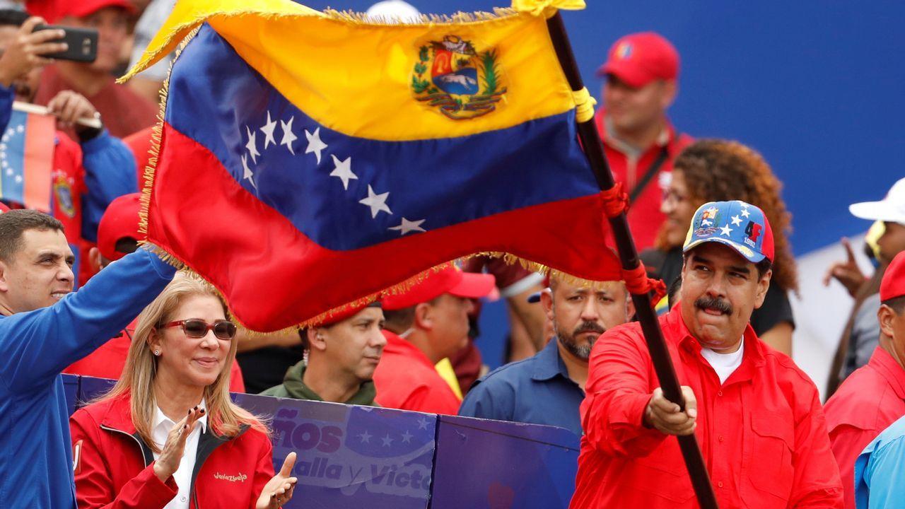Los venezolanos no detienen su caminar hacia el exilio.El expresidente catalán Carles Puigdemont durante una rueda de prensa hoy en la delegación de la Generalitat en Berlín