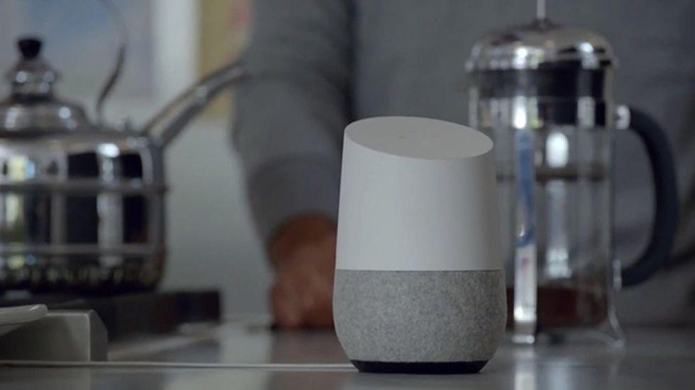 Home, la apuesta de Google por los asistentes virtuales