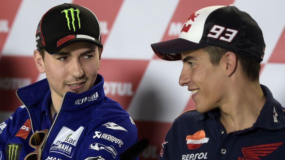 Lorenzo se cambia a Ducati