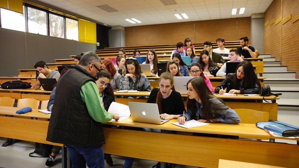 Piteas crece por la Galicia interior.El profesor siempre es la pieza fundamental en todo aprendizaje: por muy intuitivo y cercano que resulte al alumno, nunca sustituye al maestro