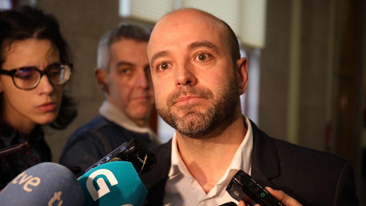 Luís Villares defiende la suspensión cautelar de las primarias.El Consejo Ciudadano de Podemos Asturies
