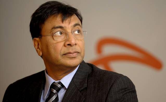 El quinto es el magnate del acero Lakshmi Mittal con unos 21.034 millones de euros.