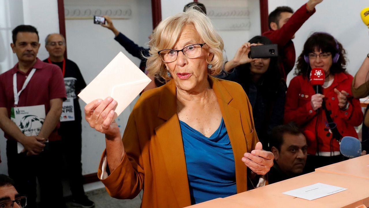 El presidente de la Junta Castilla-La Mancha y candidato a la reelección, el socialista Emiliano García-Page,
