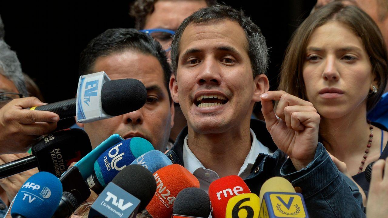 La oposición a Maduro vuelve a las calles.Serguei Lavrov, ministro de Exteriores de Rusia