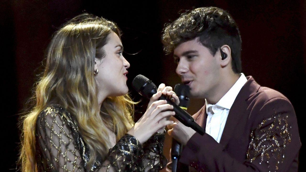 Así fue la actuación de Netta en la final de Eurovisión