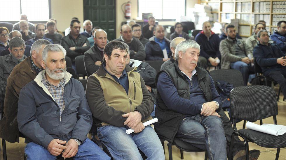 La Guardia Civil busca a los propietarios de los objetos encontrados en Santiso