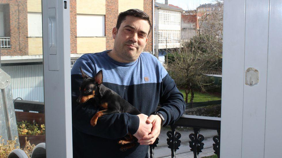 Vecinos de Lugo se organizan para frenar la okupación de viviendas en el barrio de As Gándaras