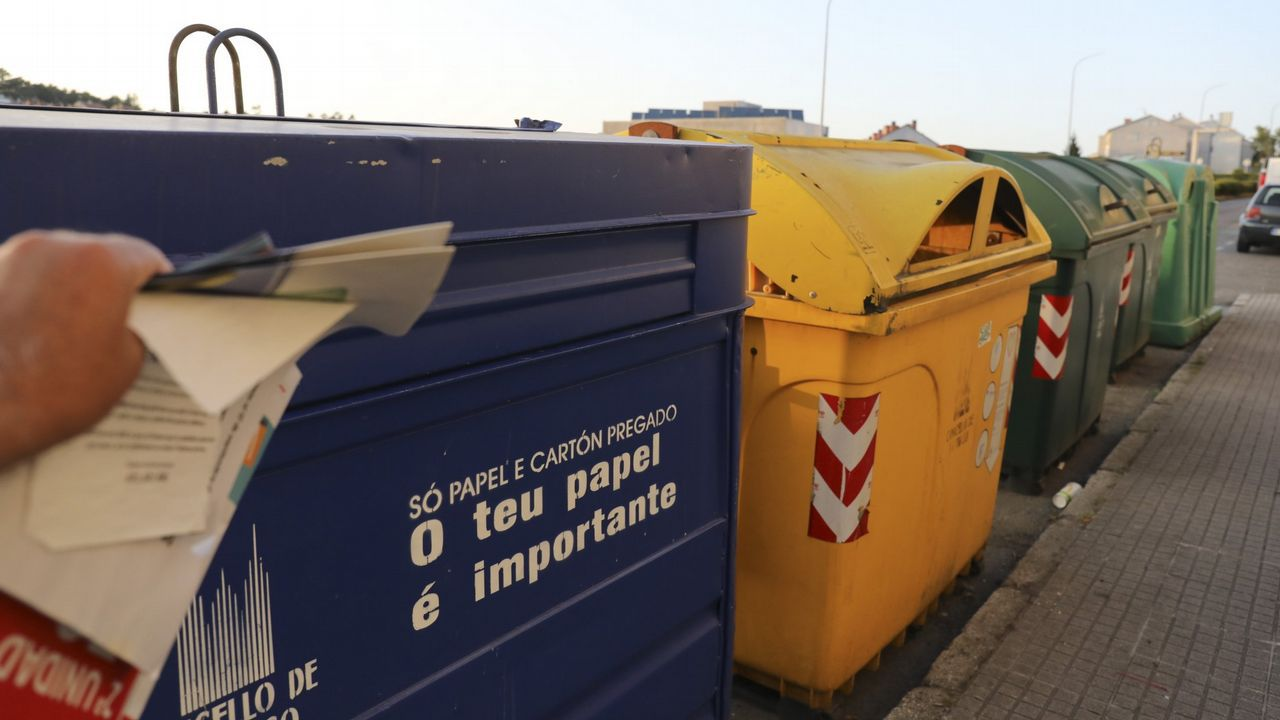 Voz Natura, agentes forestales y alumnado: ¡reforestación en Fisterra!.Terminal ferroviaria de mercancías del puerto de A Coruña