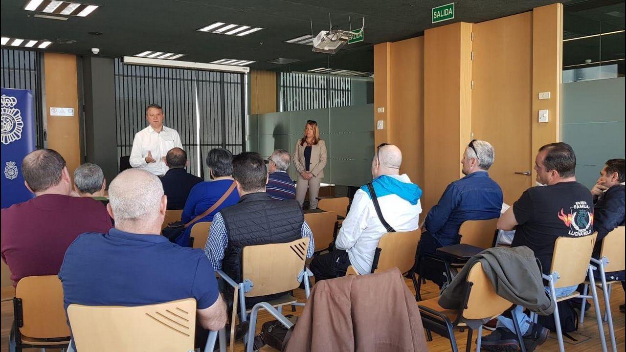 Albert Rivera visita Vigo