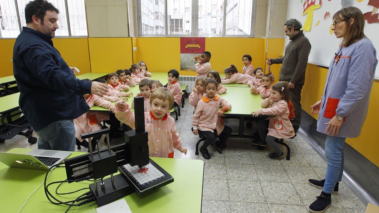Voznatura en el colegio Mariano
