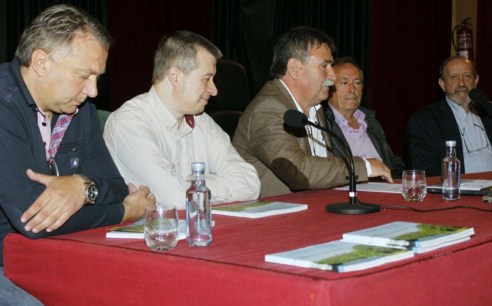 El programa Goza do Ulla se presentó en Monterroso.
