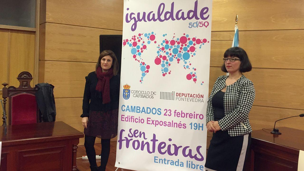 Las joyas en la sombra del Museo de Bellas Artes de Asturias.Donald y Melania Trump