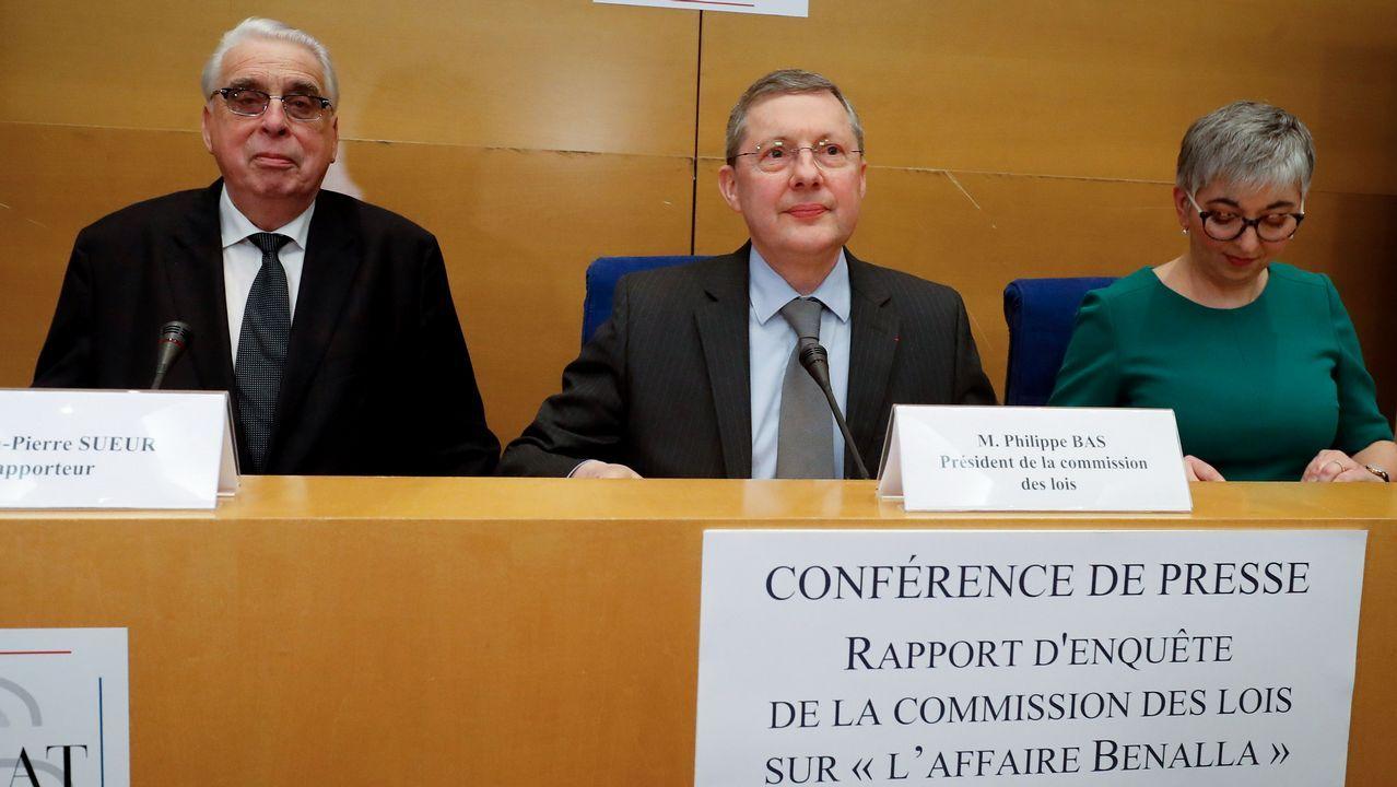 | EFE.La comisión cuestiona la gestión del Elíseo del caso