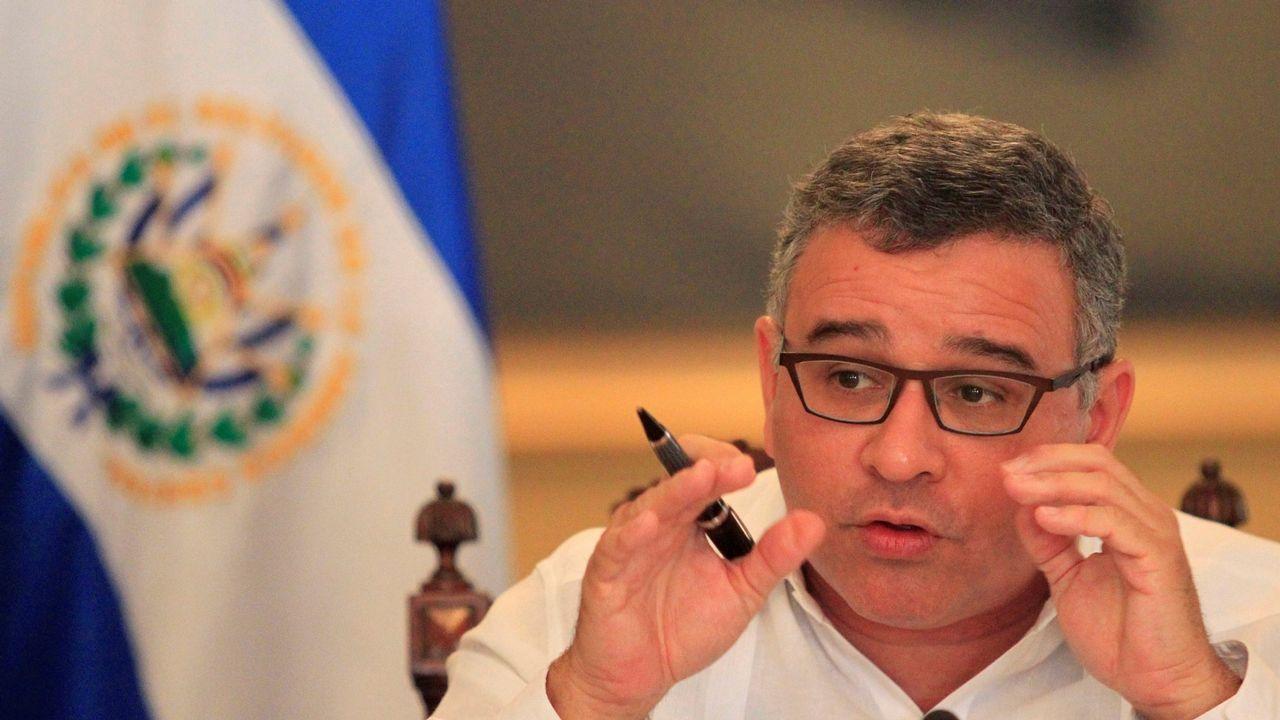El exmandatario salvadoreño Mauricio Funes confirmó la noticia a través de su cuenta de Twitter