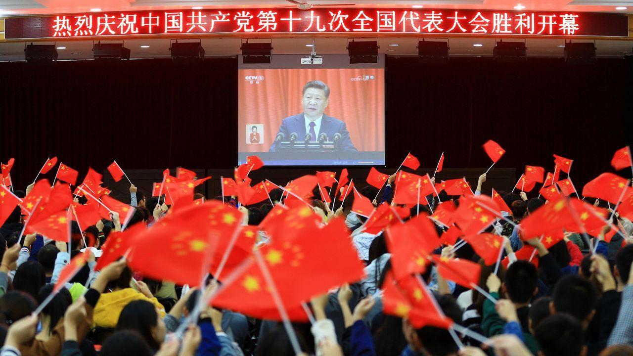 El congreso del Partido Comunista chino, en imágenes.