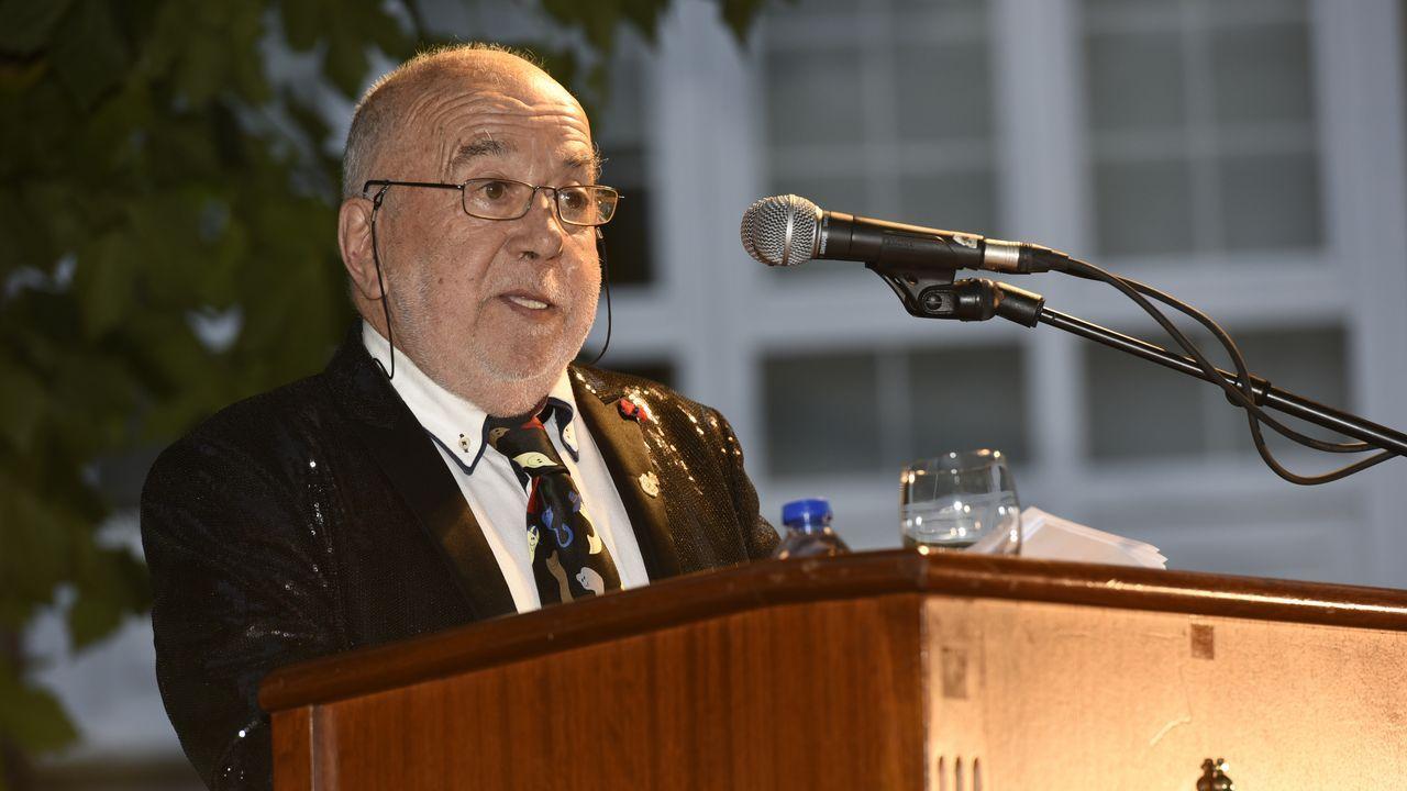.Pregón inaugural de Alberto R. Costa