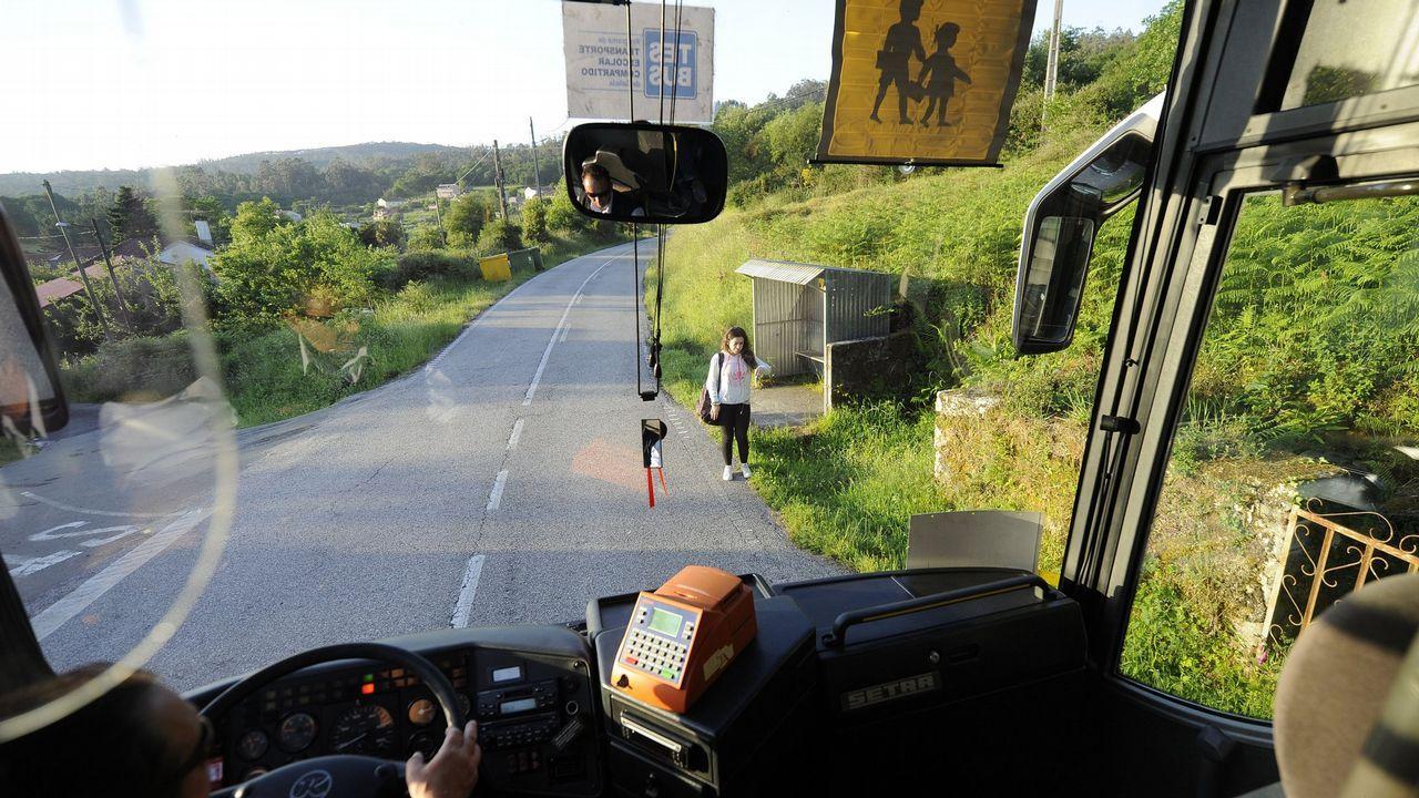 .Transporte escolar
