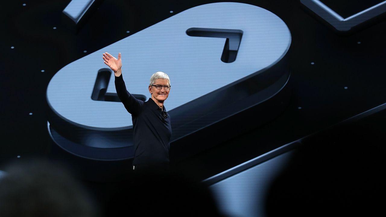 Las imágenes de la WWDC 2018 de Apple.